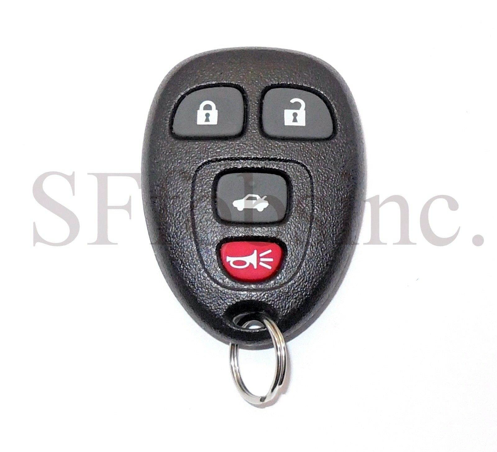 NEW W/ OEM ELECTRONICS GM GMC BUICK CHEVY CADILLAC KEYLESS REMOTE FOB 22952177