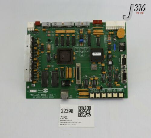 22398 Fusion Pcb, Smif Loader Control Board 414501