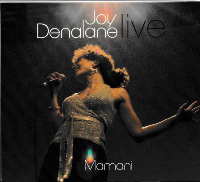 Joy Denalane - Mamani / Live / CD