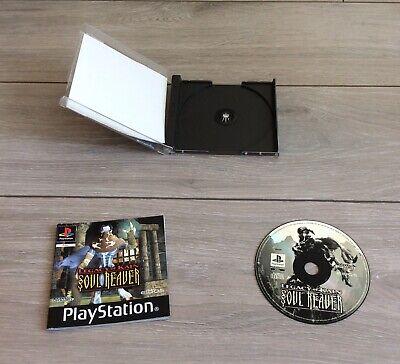 Playstation 1 Game (PAL) Legacy Of Kain Soul Reaver 1999