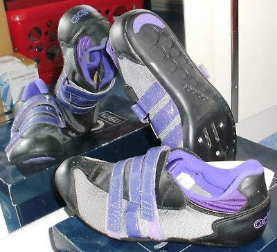Neue Fahrradschuhe Adidas Limone Cycling Shoes Rennradschuhe Vintage, Gr. 40 2/3 ()