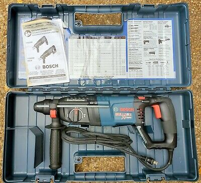Bosch 11255vsr 8 Amp 1 Sds-plus Bulldog Xtreme Corded Rotary Hammer Drill-new