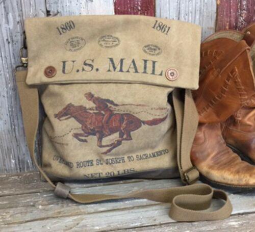 American Glory Pony Express Backpack/Crossbody