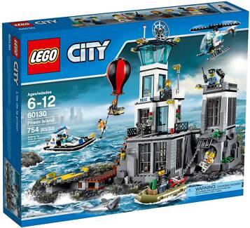 LEGO - BNIB 60130 City Prison Island - Pickup Only