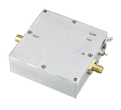 Broadband Rf Power Amplifier 50-2600 Mhz 1w