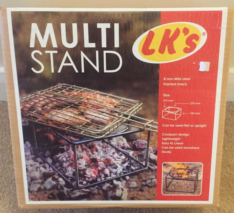 New+LK%27s+Multi+Stand+-+Mild+Steel+-Lightweight+-+Ideal+for+camping%2Fsmall+gardens