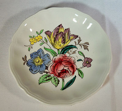 "COPELAND SPODE GAINSBOROUGH MARLBOROUGH 3-1/2"" DIAMETER INDIVIDUAL BUTTER PAT!"