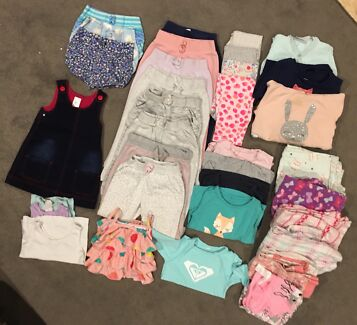 Girls clothes (1 & 2)