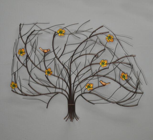 Gardman Windswept Tree Wall Art for the Garden & Home