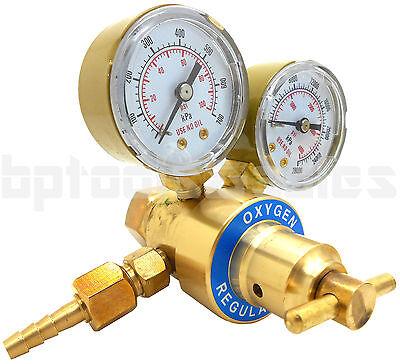 Oxygen Gas Welding Welder Regulator Pressure Gauge Victor Type Cutting Cga 540 F