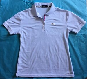 BURBERRY AUTHENTIC POLO SHIRT TOP CLOTHING New Farm Brisbane North East Preview