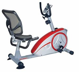 New Recumbent Exercise Bike HEAVY DUTY Home Gym Fitness 200 KG Ma Leichhardt Leichhardt Area Preview