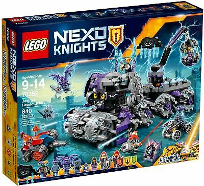Lego 70352 Nexo Knights Season 3 Jestro's Headquarters