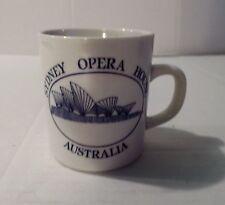 Sydney Opera House - Westminster Fine China - Coffee Mug ...