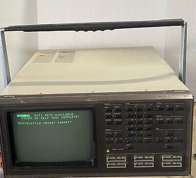 Vintage Philips Pm 3633 Fluke Oscilloscope