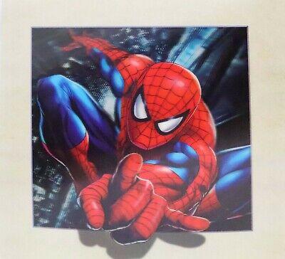 SPIDERMAN 3D Lenticular Poster - Spider-Man 16x16 Print