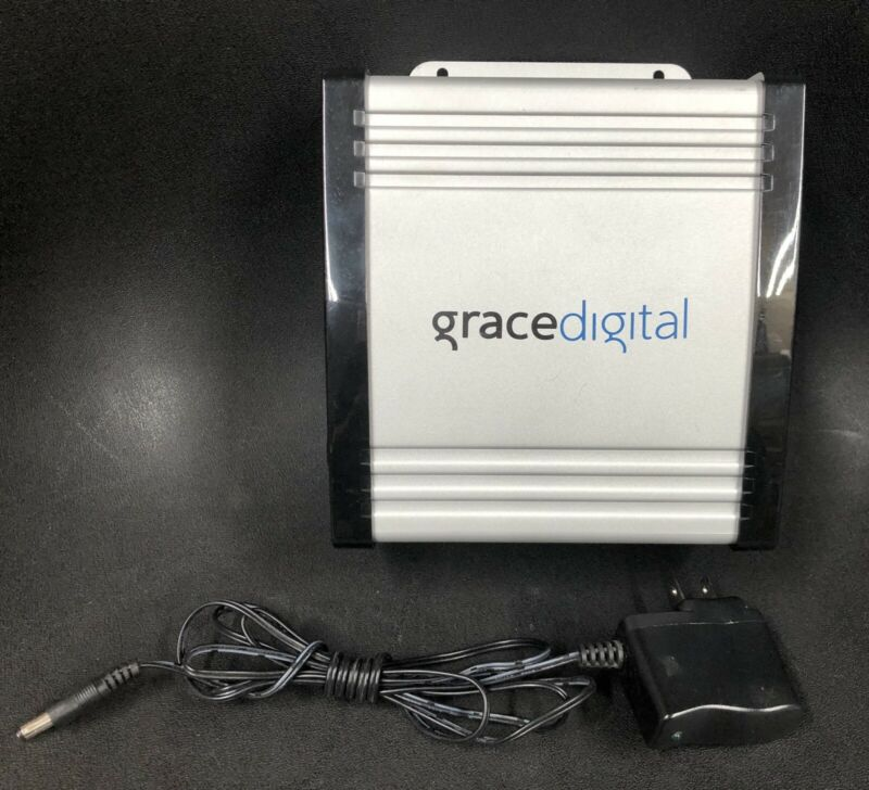 "Grace Audio GDI-USBM10     ""Business Music on Hold MP3 Player."""
