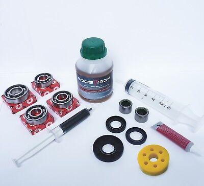 Eaton Supercharger M62 M90 M112 FULL Rebuild Repair kit Mercedes Jaguar +COUPLER