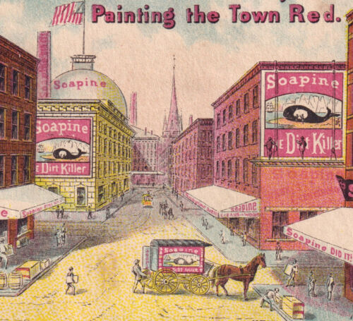 VARIANT : Painting the Town Red 1800