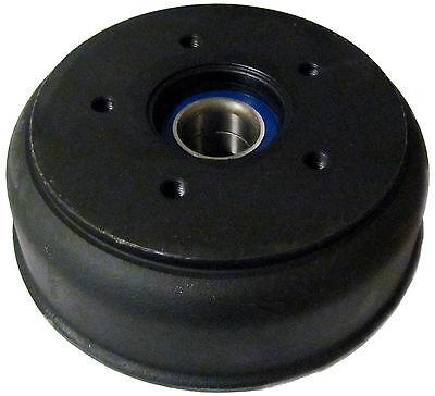 Bremstrommel 200x50 Schlegl / Knott / BPW mit Kompaktlager, Mutter, Staubkappe