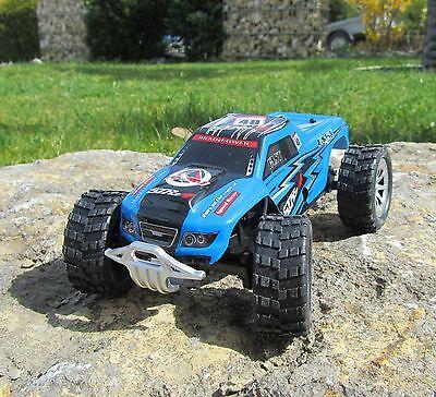 RC Modell XT-Cars Trusher 15cm Länge 1:24 Ferngesteuert 2,4 GHz 50110 online kaufen