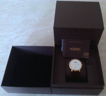 ROAMER MENS WATCH with Sapphire Crystal 40mm