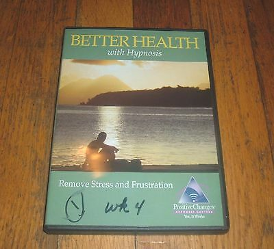 Better Health with Hypnosis: Remove Stress and Frustration -