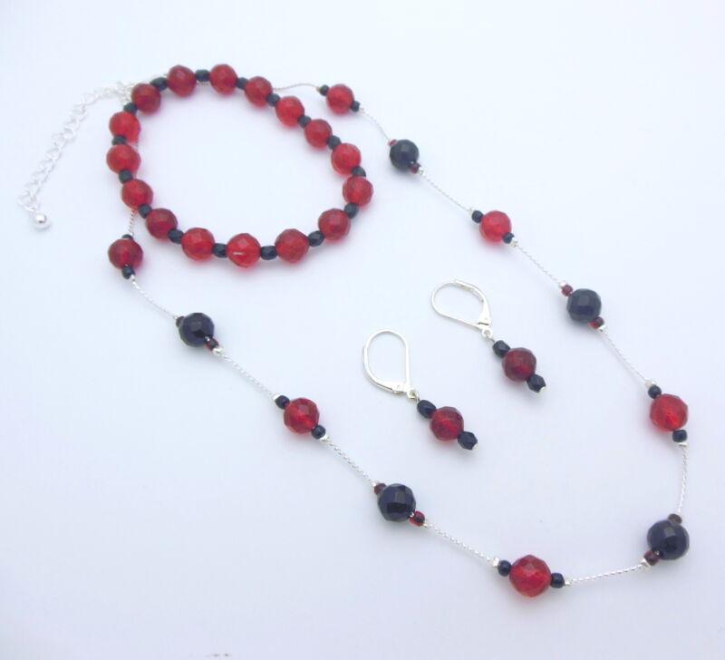 Wholesale LOT 36 pcs RED BLACK Necklace Set Georgia Falcons Miami Heat Chicago