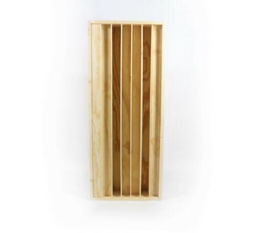 """Acoustic diffuser 46 x 19 x 5"""" QRD Diffusion panel studio treatment Quadratic"""