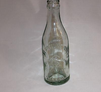 City Bottling Works Toledo Ohio Bottle