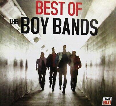 Best of the Boy Bands NEW CD NSYNC,98,New Kids on the Block,LFO,Hanson,Boyz Men (The Best Of Men)