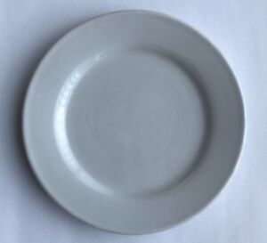 "5"" White Porcelain Saucer Plates ~ 200 in stock"