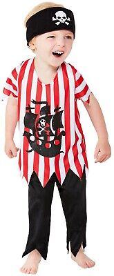 Kleinkind Jolly Pirat Junge Kostüm Karneval Toddler