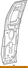 FORD OEM 04-08 F-150 Rear Door-Shell Frame Panel Right