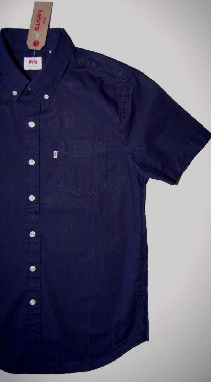 Levi's Short Sleeve Men's Button-Front Shirt 219770011