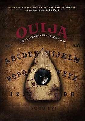 New: OUIJA - DVD, Great Halloween movie, Horror