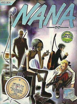 Nana Complete Episode 1 - 50 Anime DVD Box Set