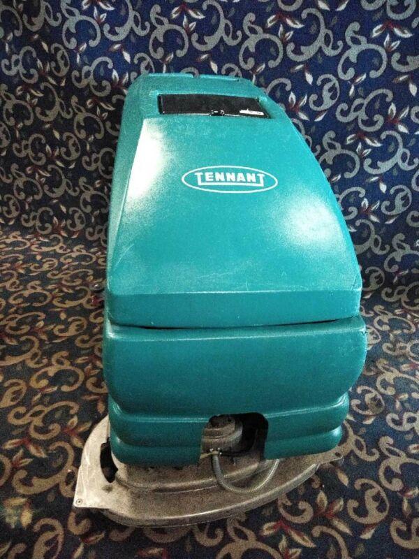 Tennant brush drive motor replaces part # 1068360 36vdc 320 rpm .5 hp 5680 7100