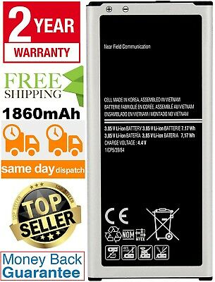 Replacement Battery For AT&T Samsung Galaxy Alpha SM-G850A EB-BG850BBE (1860mAh)