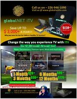 Live TV, Premium Sports, TV Shows  & Movies for less