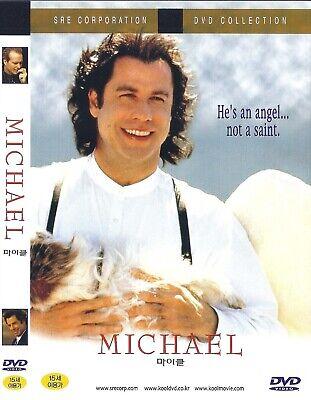Michael (1996) John Travolta / Andie MacDowell DVD NEW *FAST SHIPPING*