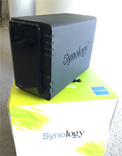 Synology DS214play NAS Mascot Rockdale Area Preview