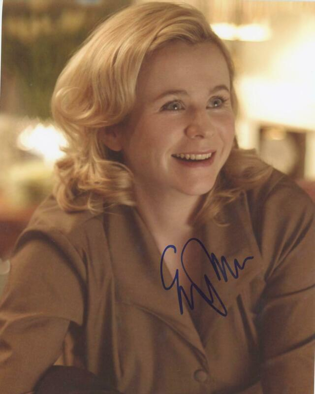"Emily Watson ""The Life and Death of Peter Sellers"" AUTOGRAPH Signed 8x10 Photo"