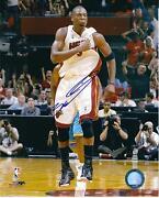 Dwyane Wade Autograph