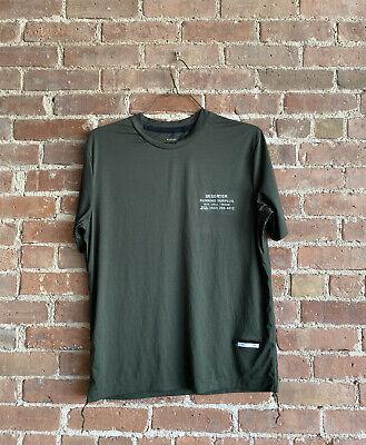 Satisfy Men's T Shirt Size 3 Medium