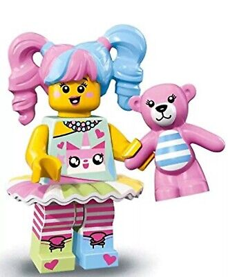NEW LEGO NINJAGO MOVIE MINIFIGURES N POP Girl Bear Kawaii Japanese Minifigure