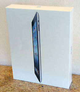 ★Apple iPad 3rd Generation 32GB, Wi-Fi, 9.7in - Black (MC706LL/A)★