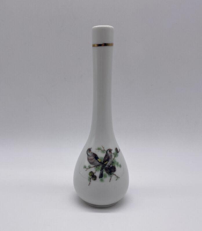 Vintage Porcelain Vase Made In Japan