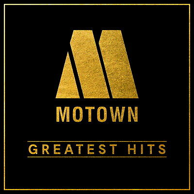 MOTOWN * 60 Greatest Hits * New 3-CD Boxset * All Original Hits * NEW
