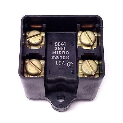 Honeywell Micro Switch 2mn1 Contact Block 1no1nc